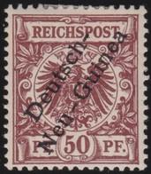 Deutsch  Neu Guinea   .   Michel   6    .  *       .   Ungebraucht Mit Gummi Und Falz   . / .   Mint-hinged - Colonia: Nueva Guinea