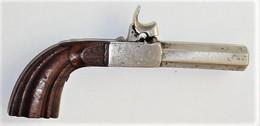 Pistolet Louis Philippe à Compléter - Armes Neutralisées