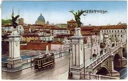 ROMA PONTE VITTORIO EMANUELE III - Ponts