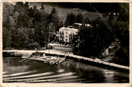 Strandhotel Prüggler, Auen Am Wörthersee, Kärnten (1927) - Österreich