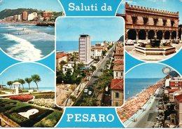 BELLISSIMA CARTOLINA  PESARO E172 - Cartoline