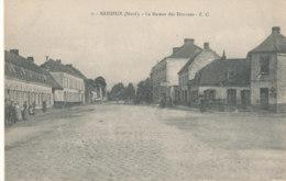 AM 674 / CPA  BAISIEUX  (59)   LE BUREAU DES DOUANES - Andere Gemeenten