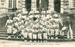 SAINT FARGEAU  =  Le Clairon De La Puisaye     569 - Saint Fargeau