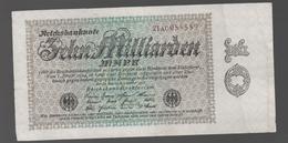 ALEMANIA - GERMANY - 10.000.000 Mark 1923  P-116 - 100 Deutsche Mark
