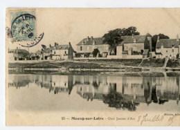 CPA (Réf : Q 872) 25. MEUNG-sur-LOIRE (45 LOIRET) Quai Jeanne D'Arc - Autres Communes