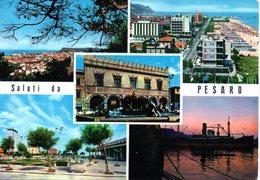 BELLISSIMA CARTOLINA  PESARO E183 - Cartoline