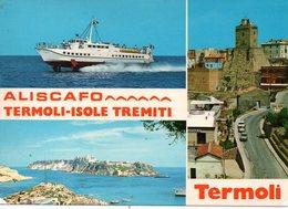 BELLISSIMA CARTOLINA  TERMOLI E187 - Cartoline