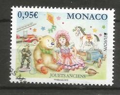 Monaco  2015  Mi.Nr. 3236 , EUROPA CEPT - Historisches Spielzeug - Gestempelt / Used / (o) - Europa-CEPT