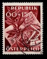 Autriche 1949 Mi.Nr: 946 Tag Der Briefmarke  Oblitèré / Used / Gebruikt - 1945-.... 2ème République