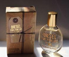 MINIATURE  DIESEL FUEL FOR LIFE 7ML - Miniatures De Parfum