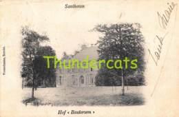 CPA ZANDHOVEN SANTHOVEN HOF BAUTERSEM - Zandhoven