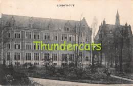 CPA LINDTHOUT  WOLUWE ST LAMBERT - St-Lambrechts-Woluwe - Woluwe-St-Lambert
