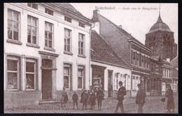 NEDERBRAKEL - HOEK VAN DE HOOGSTRAAT -- Oude Herdruk Zeldzame Oude Kaart - Brakel