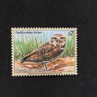 VEREINTE NATIONEN. 1998. OWL. MNH. C4309E - Owls