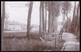 NEDERBRAKEL - AAN BOORD DER ZWALMBEEK -- Oude Herdruk Zeldzame Oude Kaart - Brakel