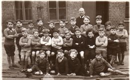 SCHOOLFOTO   -   CARTE  POSTALE - Unclassified