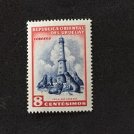URUGUAY. MNH. C4310H - Phares