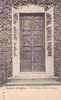 Souvenir D'Enghien, Le Château, Porte En Bronze (pk57820) - Eigenbrakel