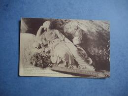 LA  SAINTE BAUME    -  83  -  Statue En Marbre  De Sainte Madeleine  -   VAR - Sonstige Gemeinden