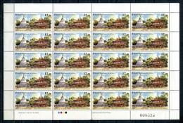 SRI LANKA 2018 VESAK FESTIVAL BUDDHISM FULL SHEET Numbered MNH - Sri Lanka (Ceylon) (1948-...)