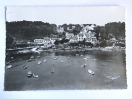 CPSM (29) Finistère - PORT MANEC'H - Vue D'ensemble Du Port - Autres Communes