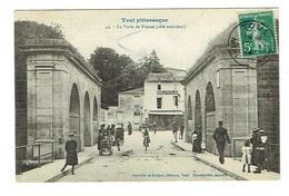 MEURTHE ET MOSELLE 54 TOUL La Porte De France Coté Extérieur - Toul
