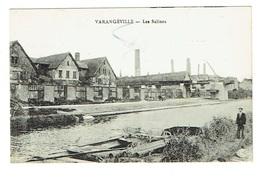 MEURTHE ET MOSELLE 54 VARANGEVILLE Les Salines - France