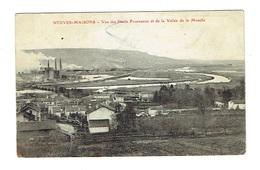 MEURTHE ET MOSELLE 54 NEUVES MAISONS Vue Des Hauts Fourneaux Et De La Vallée De La Moselle - Neuves Maisons