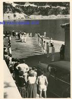 Photo Villefranche Sur Mer Alpes-Maritimes équipage Marins Marin 1951 - Lugares
