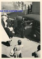 Photo Villefranche Sur Mer Alpes-Maritimes équipage Marins Marin 1951 - Lieux