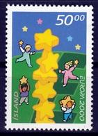 Ijsland Europa Cept 2000 Postfris M.N.H. - Europa-CEPT