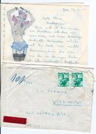 Austria - Österreich Post - Briefmarken - 1945-60 Lettres