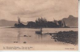 MAURICE - Le Mouchoir Rouge - Vue De La Mer  PRIX FIXE - Mauritius