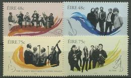 Irland 2006 Irische Musikgruppen: The Dubliners, Altan 1731/34 A Postfrisch - Neufs