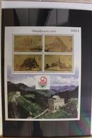 """Laos Block 176 Mit 1666-1669 ** Postfrisch """"Große Mauer China"""" #SO729 - Laos"""