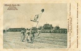 Rotes Kreuz N. 48 Fahnenweihe Im Felde Beim 2 Regiment Der Tiroler Kaiserjäger Der Schwur Zur Fahne - Guerra 1914-18