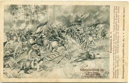 Rotes Kreuz N. 11 Kampf Um Eine Russische Fahne In Mszana Bei Lemberg - Guerra 1914-18
