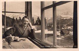 WW II Hitler Am Geschwandtner Bauer 1935 - Guerre 1939-45