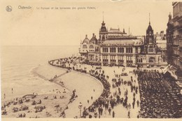 Oostende, Ostende, Le Kusaal Et Les Terrasses Des Grands Hotels (pk57920) - Oostende