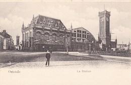 Oostende, Ostende, La Station (pk57928) - Oostende