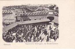 "Oostende, Ostende, Hypodrome Wellington, ""les Booekmackers"" (pk57933) - Oostende"