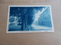 Les Avenieres - La Place Et La Grand Rue - Les Avenières