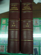 FRANCAIS-GREC: Ant. IPITI -  A' Vol. (1911) 1248+48 Pages, B' Vol.  (1912) 1344 Pages - Very Rare - Dictionnaires