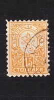 BULGARIEN BULGARIA [1889] MiNr 0033 B ( O/used ) - 1879-08 Prinsdom
