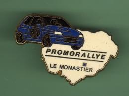 PROMORALLYE *** LE MONASTIER *** Signe BERAUDY *** 0010 - Autorennen - F1