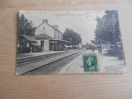 Beaurepaire  -  La Gare - Beaurepaire