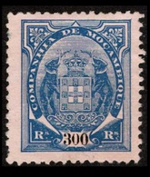 1907 Mozambique - Mozambique