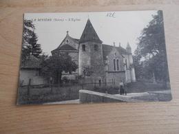 La Riviere - L`Eglise - Frankreich