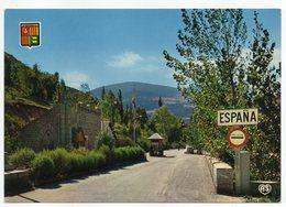 Andorre --- Frontière Hispano-Andorrane --- - Andorra