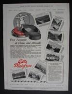 ORIGINAL 1927 MAGAZINE ADVERT FOR GIBBS DENTIFRICE - Advertising